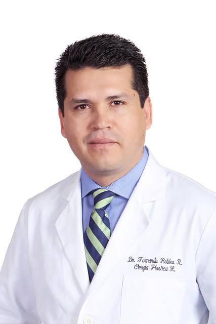 Dr. Fernando Robles Rodriguez