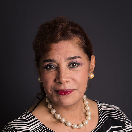 Dra. Bertha C. Carrillo Pérez