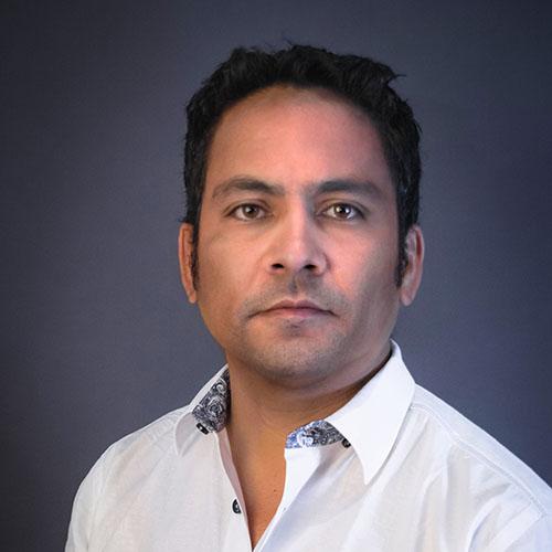 Dr. Allende Omar Perez Novelo