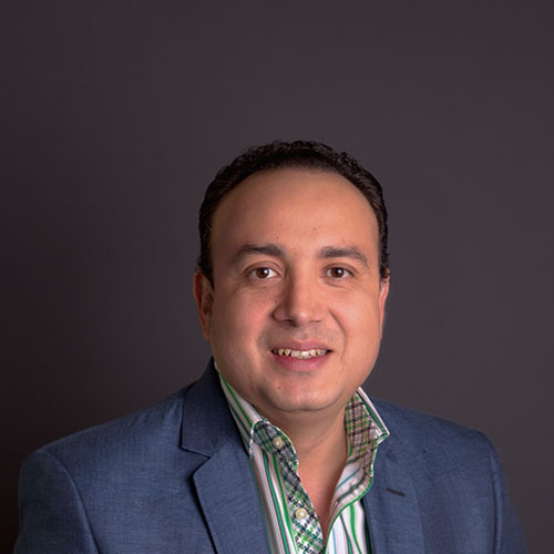 Dr. Edgar Morales Bonilla