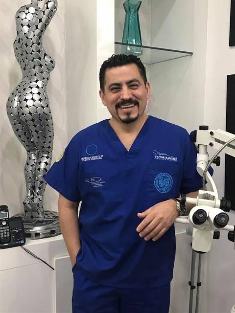 Dr. Víctor Manuel Ramírez Hernández