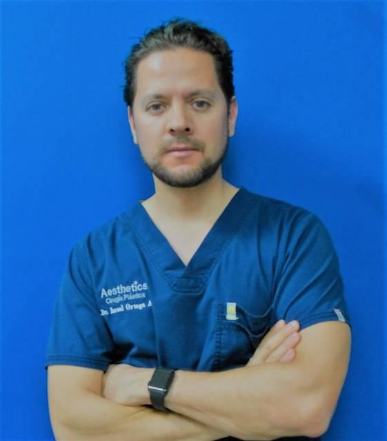 Dr. Mario Israel Ortega Ascanio