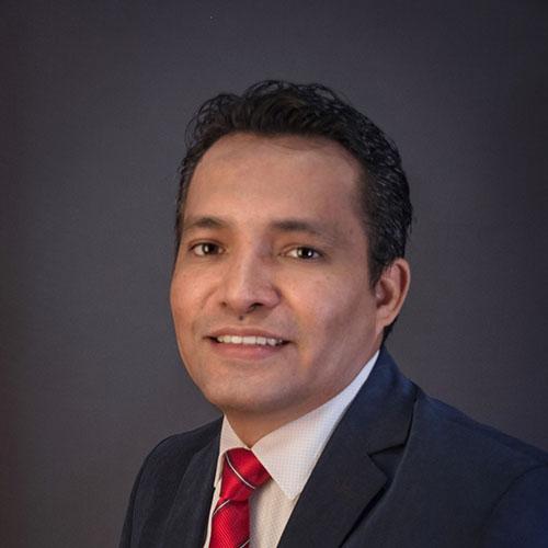 Dr. Carlos Alexander Roblero Rivera