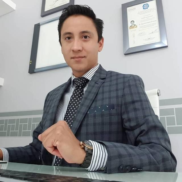 Dr. Alejandro Palafox Hernandez