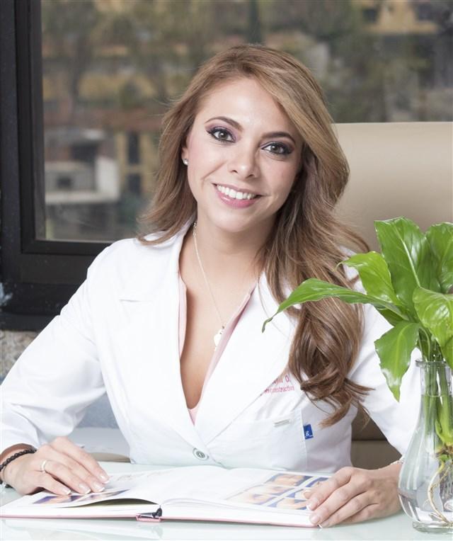 Dra. Lourdes Marlene Renteria Ovando