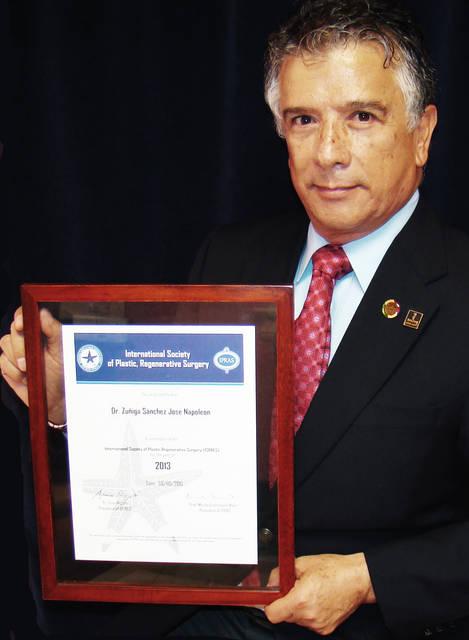 Dr. José Napoleón Zuñiga Sánchez