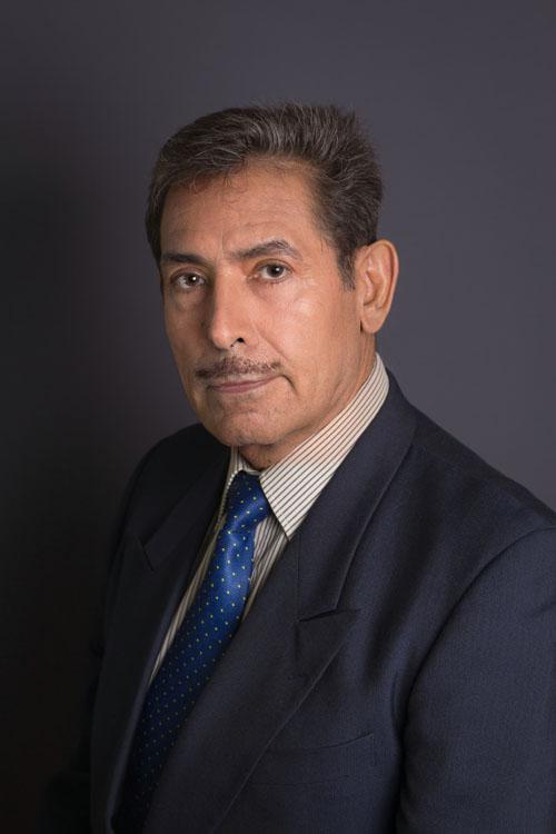 Dr. J. Félix Márquez Tavares