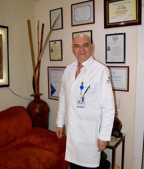 Dr. Jorge René Oropeza Morales
