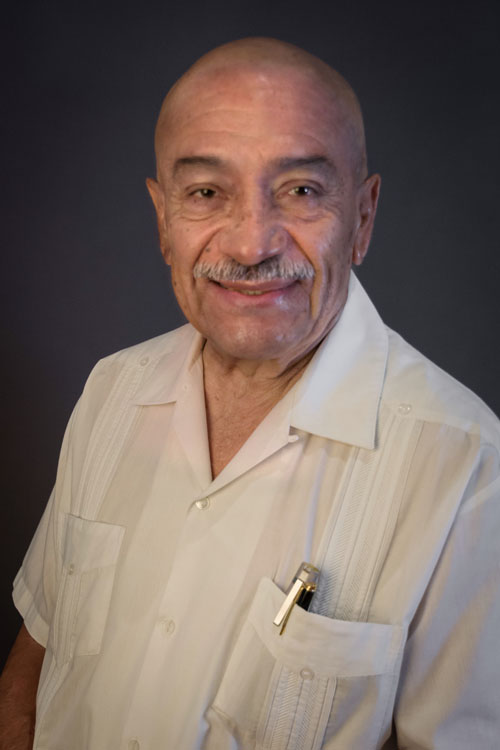 Dr. Nicolás Sastre Ortíz