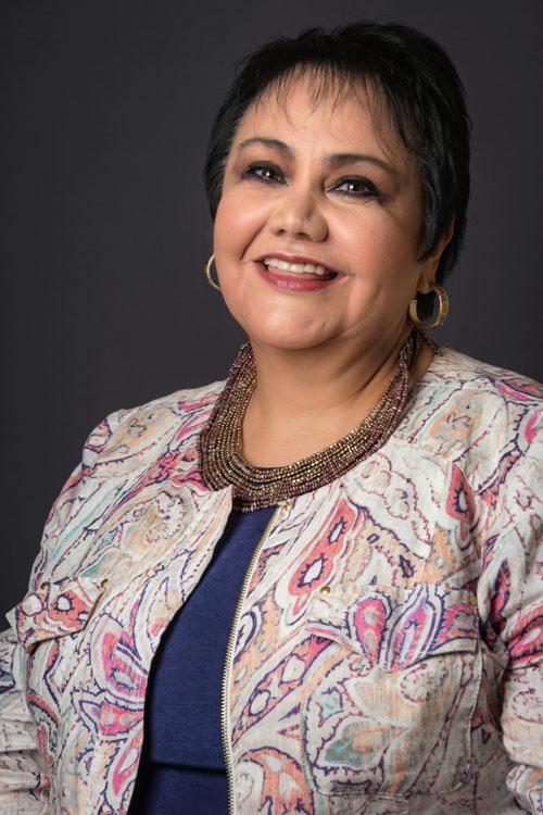Dra. María Elena Sandoval Ochoa