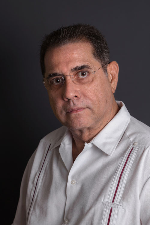 Dr. Mario Alfonso González Cepeda