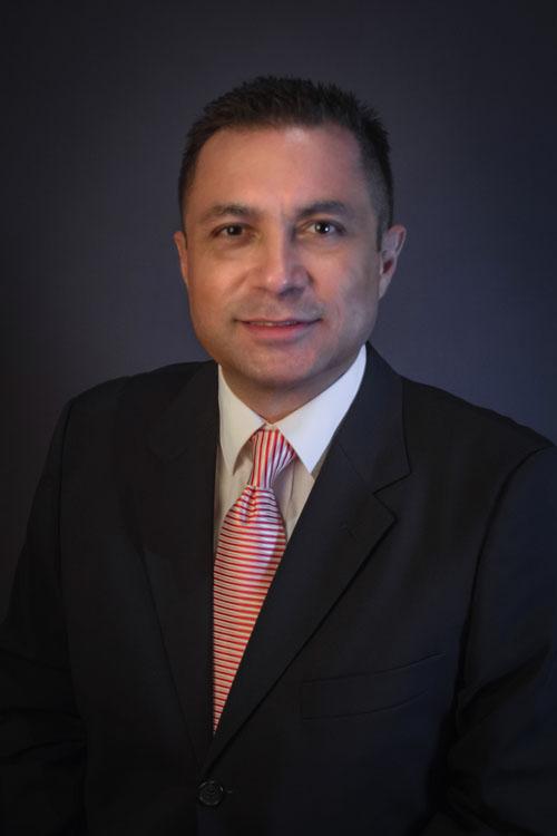 Dr. Ángel Ricardo Corzo Sosa