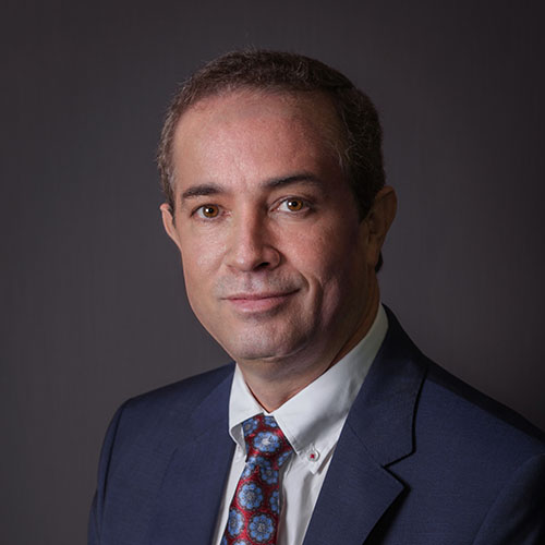 Dr. Raúl López Castillo