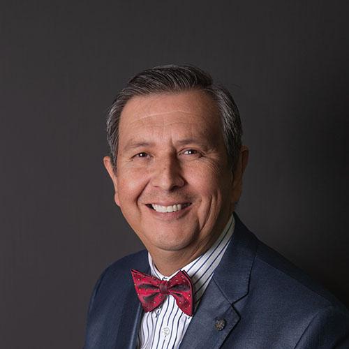 Dr. Melquiades Álvarez Chaires