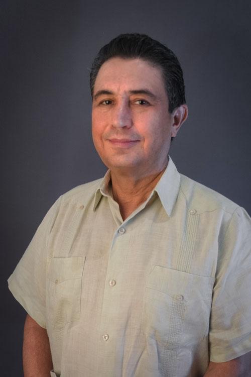 Dr. José Pedro Castro Aranda