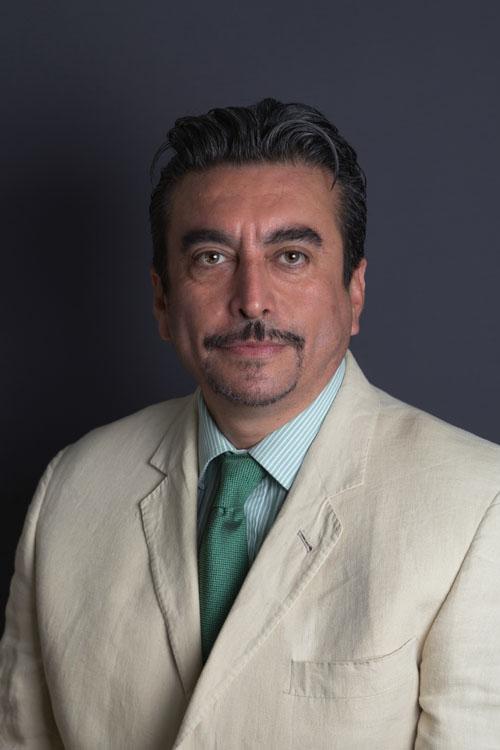 Dr. Mauricio Rojas Pedraza