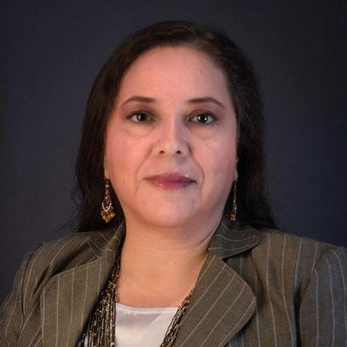 Dra. Luz María Gutiérrez Gómez