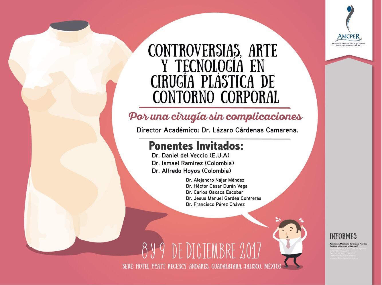 La Asociación Mexicana de Cirugía Plástica, Estética y ...
